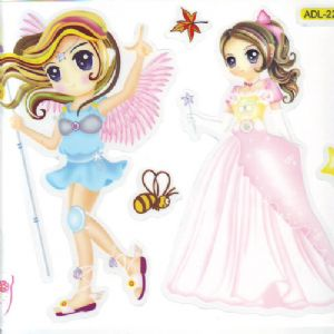 Princess stickers (JDC290)